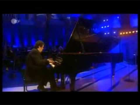 Pianist Arcadi Volodos plays his own transcription of Bizet's