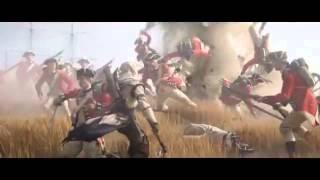 Assassins Creed 3 trailer