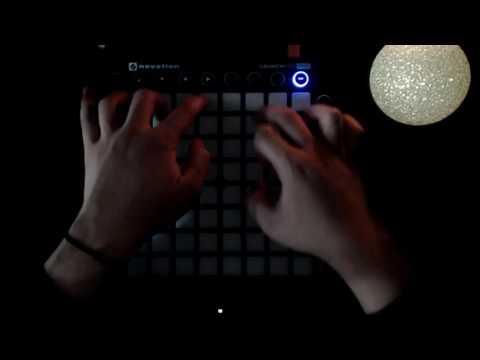 하울의 움직이는 성(Howl's Moving Castle) - 인생의 회전목마(人生のメリ-ゴ-ランド)-Launchpad piano cover -Adam