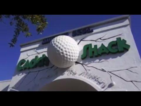 Caddy Shack Restaurant in World Golf Village