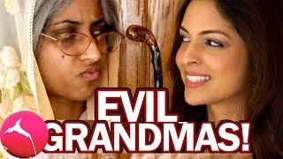 Evil INDIAN Grandmas!