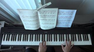 Piano cover of Che'Nelle's Believe. Recorded on Kawai ES100. Sheet ...