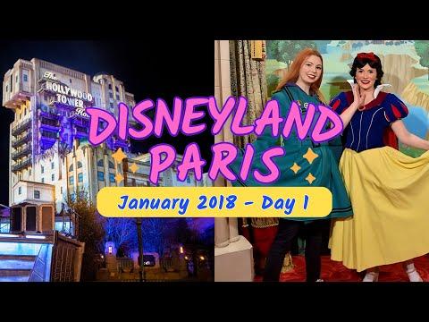 Disneyland Paris MY Birthday / Season of the Force VLOG - Day 1 | ThatDisneylandLover