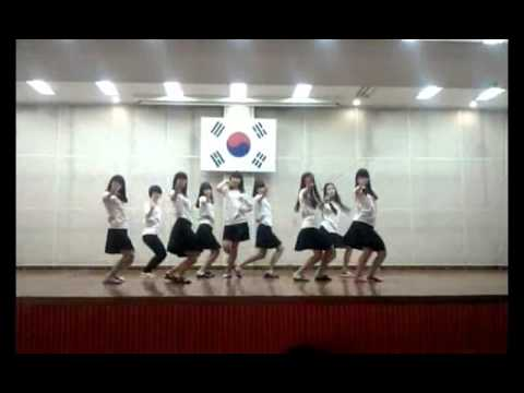 SNSD - Mr. Taxi dance cover.