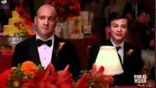Glee 'Furt' Episode S02 E08 ♥♥♥ Finn's Speech + Just The Way You Are