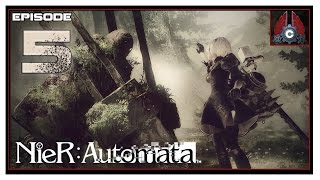Let's Play Nier: Automata On PC (English Voice/Subs) With CohhCarnage - Episode 5