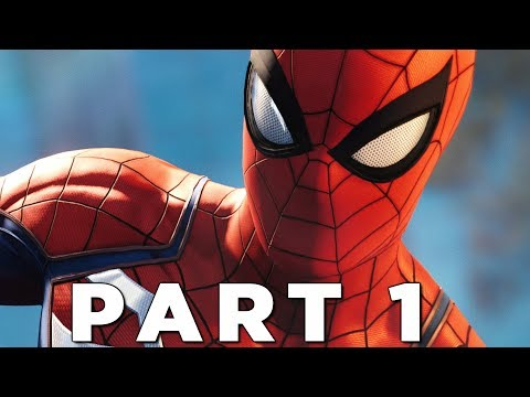 SPIDERMAN PS4 Walkthrough Gameplay Part 1   Marvel's SpiderMan