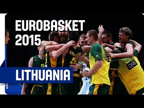 Lithuania - Highlights - EuroBasket 2015