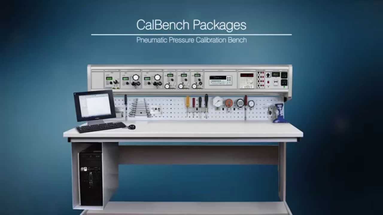 Time Electronics Calibration Bench Youtube