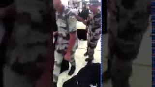 شاهد.. متطوعات يوزعن الهدايا على رجال الأمن في ليلة العيد تقديراً لجهودهم خلال شهر رمضان