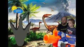 Домашние сражения игрушек ↑ Военные солдатики, нёрфы, динозавры ↑ Обзор игрушек