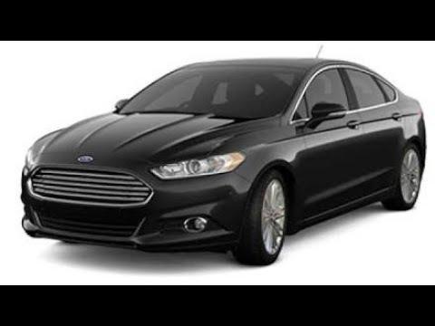 Preço do Ford Fusion G3 de 2013 a 2017, como motor 2.5 flex, 2.0 turbo e Híbrido.