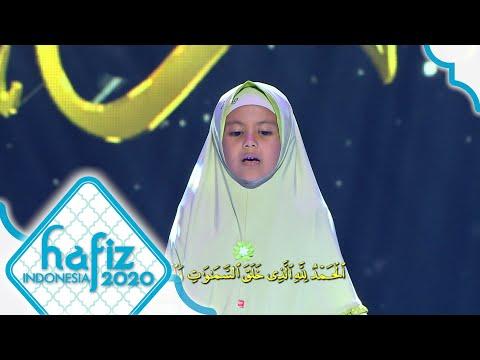 Hafiz Indonesia 2020 | Babak Audisi | Afiqah 7th Malinau [20 April 2020]