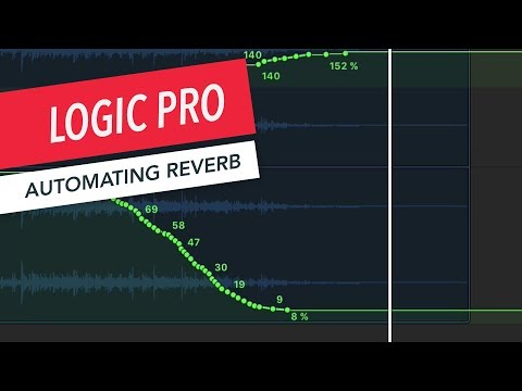 How to Automate Reverb in Logic Pro | Music Production | Sound Design | Berklee Online