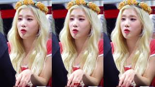 Gambar cover 이달의 소녀 오드아이써클 김립 171001 센트럴 팬싸인회 직캠