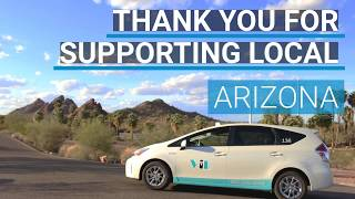 Фото Local Arizona Taxi Company VIP Taxi Gets A Safety Overhaul In Response To The COVID-19 Pandemic