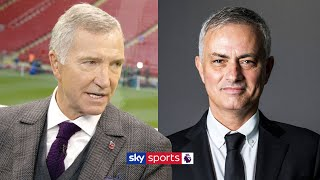 Graeme Souness reacts to Jose Mourinho's appointment as Tottenham manager