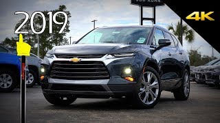 2019 Chevrolet Blazer Premier - Ultimate In-Depth Look in 4K