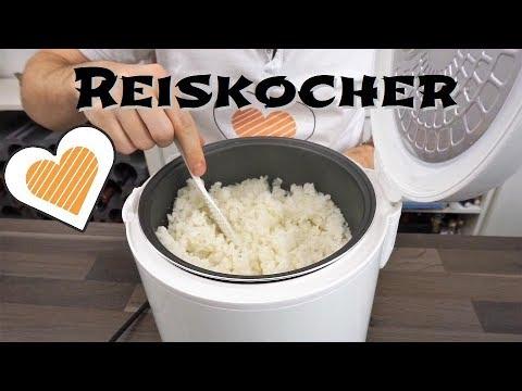 Reiskocher test reis kocher von reishunger youtube - Reis im reiskocher ...