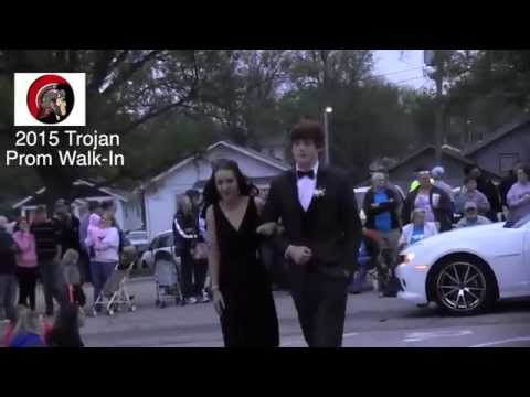 Osawatomie High School Walkin Prom 2015