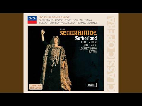 Rossini: Semiramide / Act 2 -