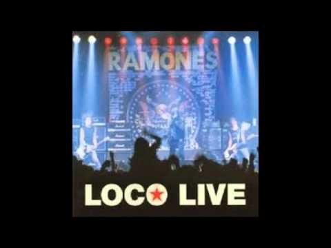 "Ramones - ""I Wanna Live"" - Loco Live"