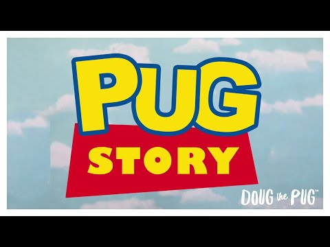 Toy Story - Doug The Pug