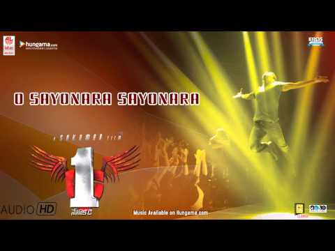 O Sayonara Sayonara song - Full Audio - 1...Nenokkadine