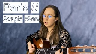 Paris — Magic Man // Copperhead Curls Cover