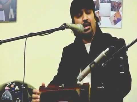 Ustad Sharif Ghazal - Tahayee Me Rothe Hai