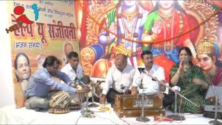 Help U Sanjivini Bhajan Sandhaya on 25.04.2015 at Hanuman Setu Mandir, Lucknow