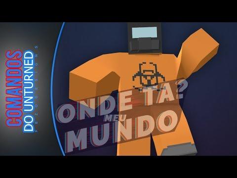[UNTURNED]-Todos Comandos Unturned