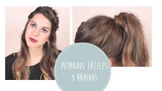 3 Peinados con ondas | fáciles y rápidos Thumbnail