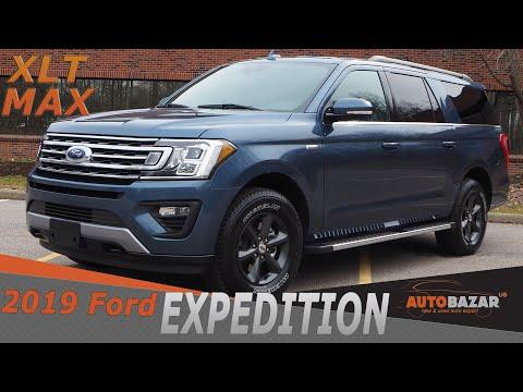 2019 Ford Expedition XLT MAX видео. Обзор 2019 Форд Экспедишн XLT MAX на русском