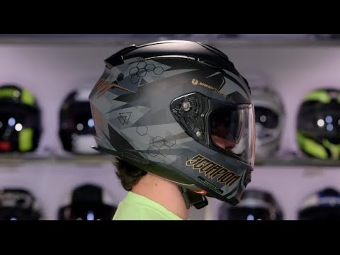 Thumbnail for Scorpion EXO-T510 Helmet Review