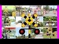 【特集】ミニ踏切カンカンPart3 | railroad crossing videos