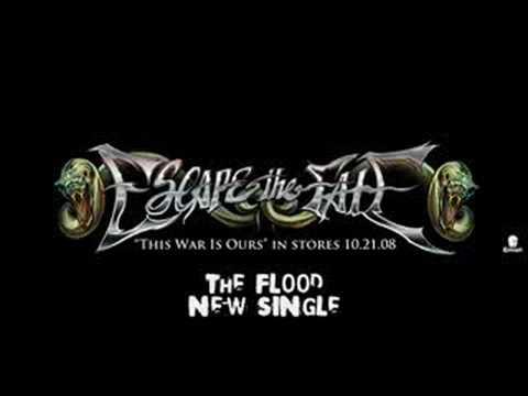 Escape The Fate - The Flood (HQ Full Studio Version)