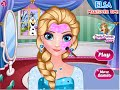 Elsa Makeover Games