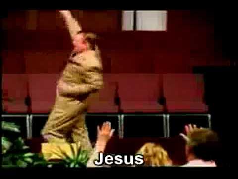 Lets Go Jesus! - Rucka Rucka Ali (Blah Blah Blah Parody)