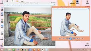 Remove.bg software in pc || Sirf 10 second me kisi image ki background kaise hatae #myselfknowledge. screenshot 5