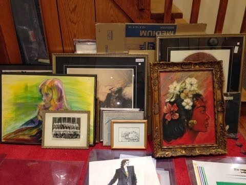 Scavenger Life Episode 89: How to Find, Buy and Sell Art on eBay