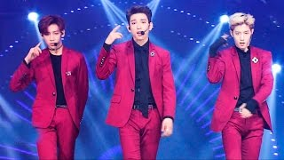 Cover images 《POWERFUL》 GOT7(갓세븐) - 니가 하면(If You Do) @인기가요 Inkigayo 20151018