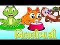 બિલલીમાસી   Billi Masi Ghar ma Ghusi   Kitten Rhyme   Gujarati Balgeet Nursery Songs Compilation