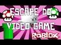 Roblox escape do vÍdeo game mp3