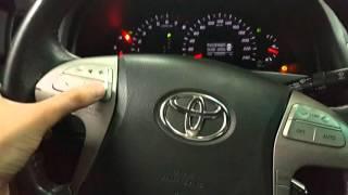 Toyota camry v40 2008 old 10