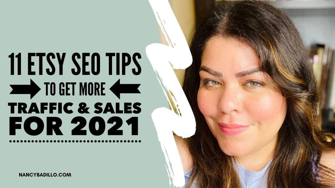 Etsy SEO 2021 | How Etsy Algorithm Works | Etsy SEO Explain | Increase Etsy Sales 2021