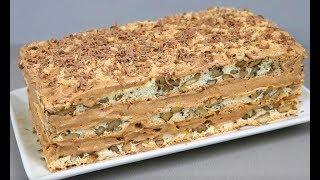 Торт Королевский Самый вкусный торт без муки Уникальный рецепт