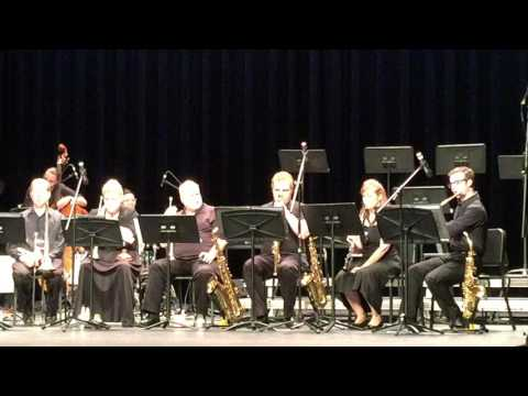 Paradise Valley Community College Big Band - Max Bartlett