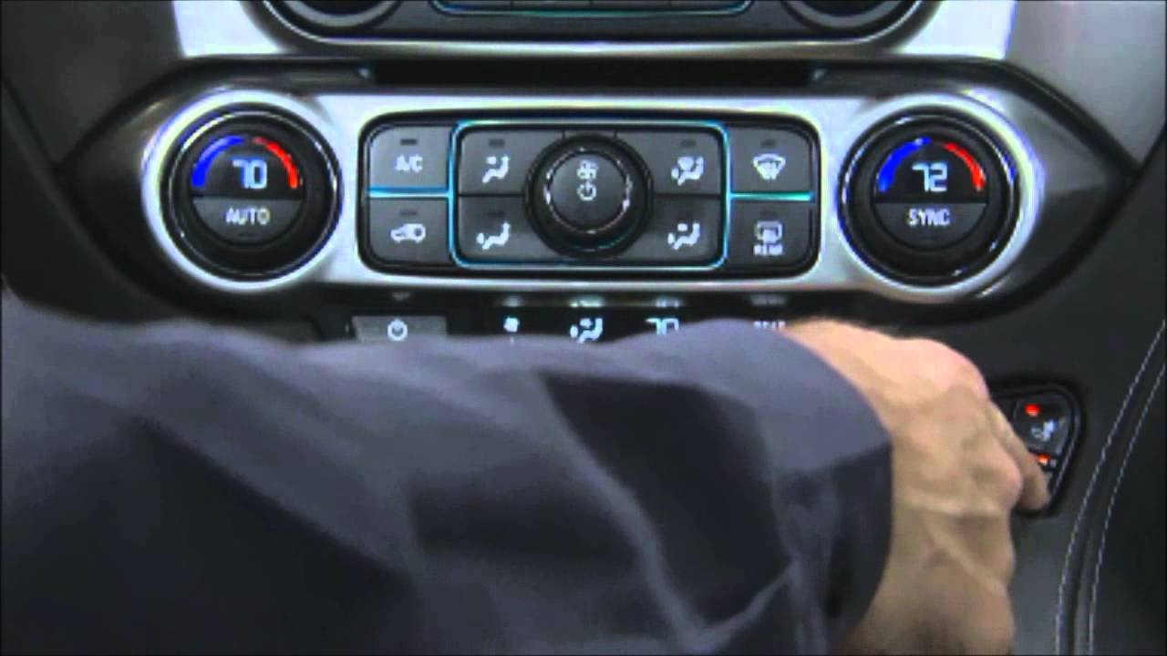 Graff Chevy >> GraffGuru- 2015 Chevy Tahoe Heated Steering Wheel And Cooled Seats - YouTube