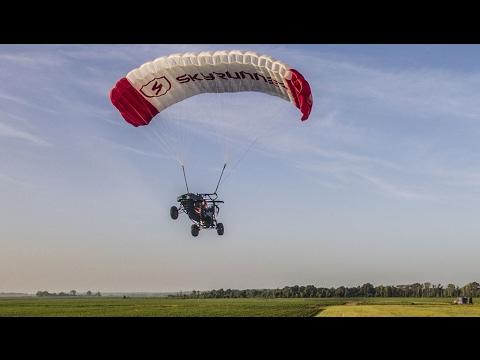 SkyRunner Flying UTV - Dauer: 3 Minuten, 14 Sekunden